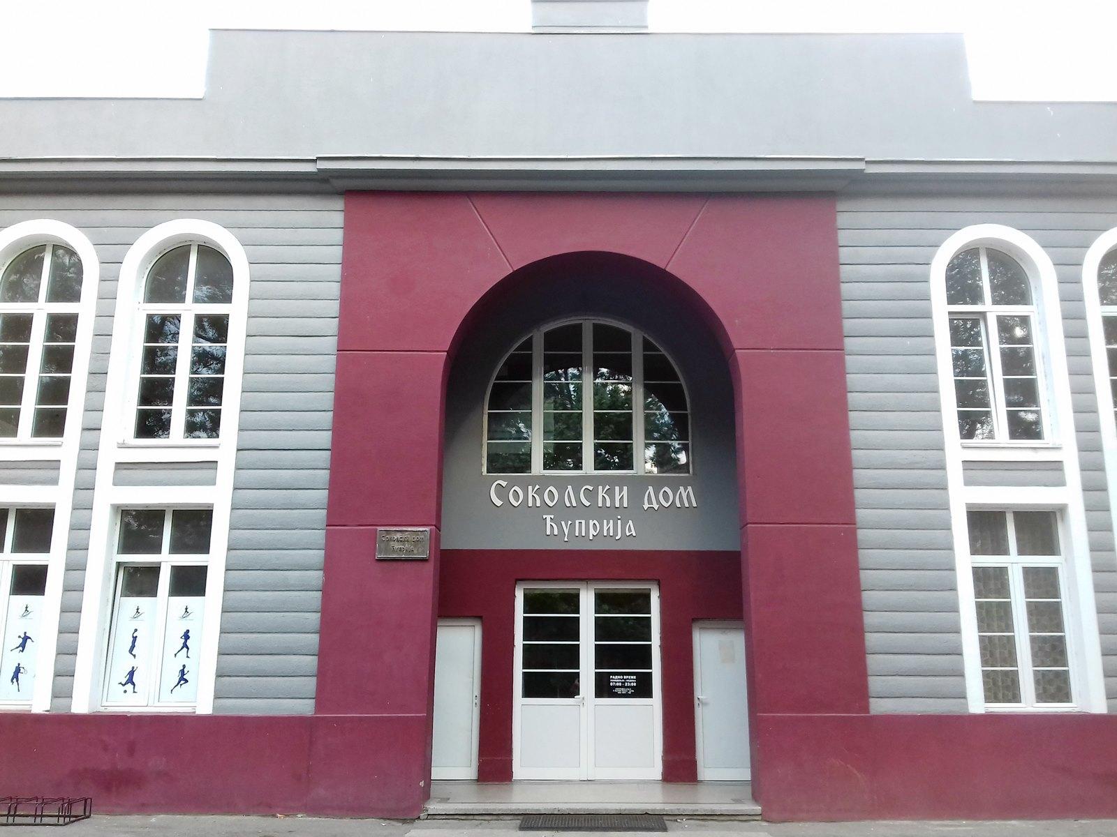 Sokolski dom 4